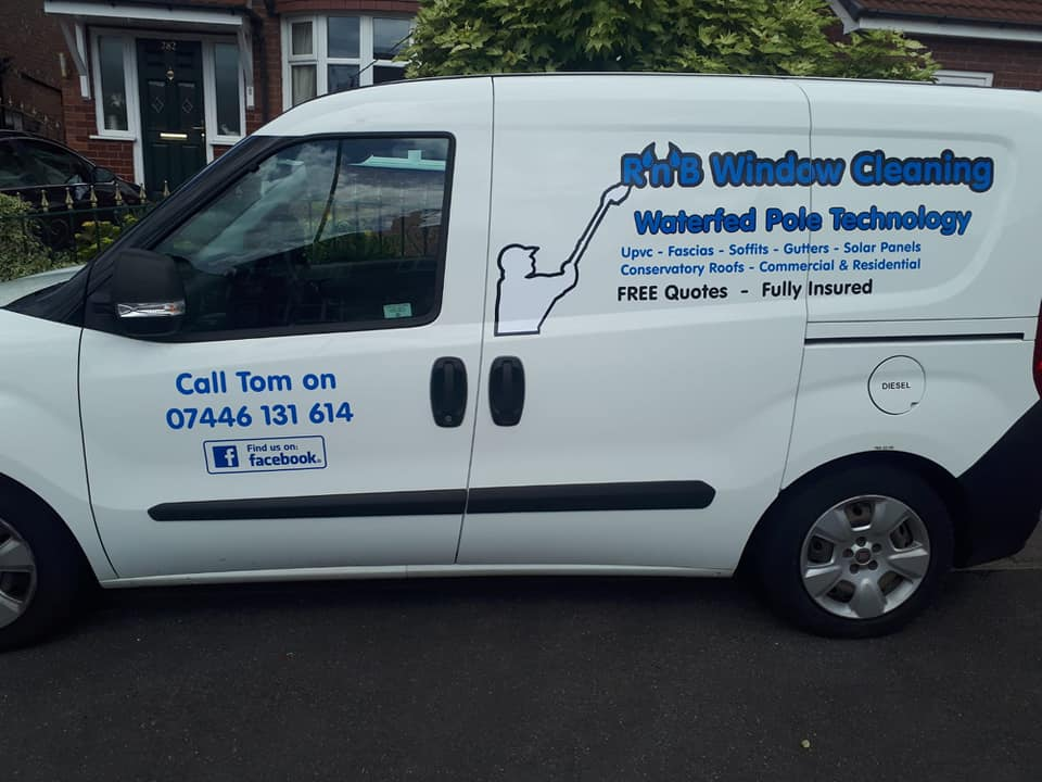 Manchesters Best Window Cleaning Service